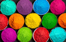 Colorful Powder Paints For Ind...