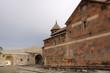 Armenia. Region of Ararat plain. Church Khor Virap