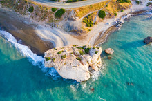 Island Of Cyprus. The View Fro...