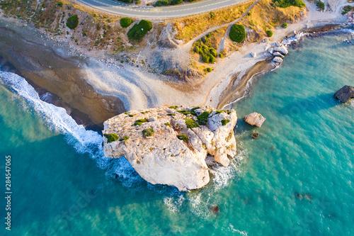 Island of Cyprus Canvas Print