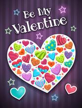 Valentines Day Romantic Greeti...