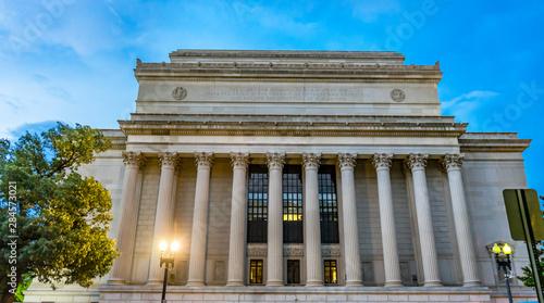 Canvas-taulu Robert Kennedy Justice Department Building Washington DC