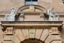 Norimberga - Porta Palazzo Di Giustizia