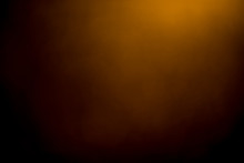 Golden Bokeh Mistical Abstract Background. Defocused Light.