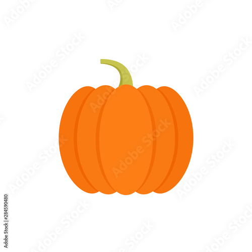 Pumpkin icon Fotobehang
