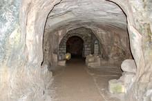 Broken Sarcophagi Beit She'arim