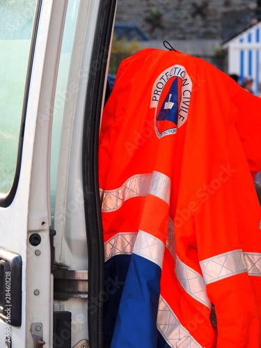 Cuadros en Lienzo protection civile
