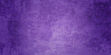 Textured Purple Background With Lots Of Distressed Old Vintage Grunge Texture And Dark Borders