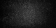 Black Grunge Texture On Old Ba...