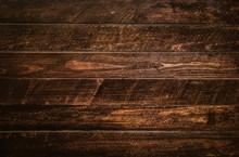 Brown Wood Plank Texture Backg...