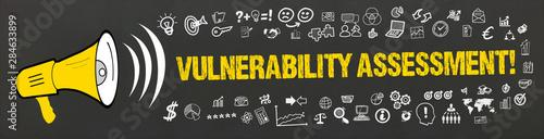 Vulnerability Assessment Wallpaper Mural