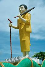 Buddhistische Tempel In Ost Th...