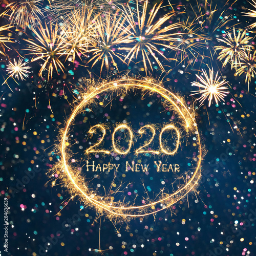 Happy New Year 2020 Wishes to Share on Whatsapp and Facebook
