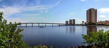 Edison Bridge Over The Caloosa...