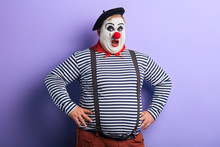 Crazy Mime Singing Songs,comic...