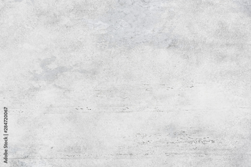 Fototapety, obrazy: Grey concrete wall background. Cement wall texture