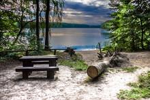 Jezioro Góreckie/ Wielkopolski Park Narodowy, Poland