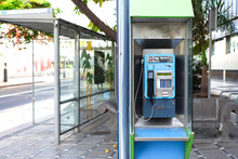 Defunct Telephone Booth, Old R...