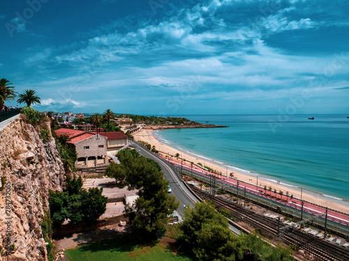 Tarragona, Küste