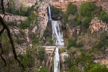 Sant Miquel Del Fai With Water Cascades