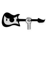 Elektrische Gitarre Spielen Ba...
