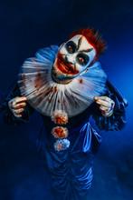 Emotional Crazy Clown