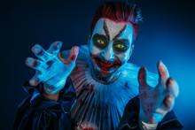 Halloween Scary Performance