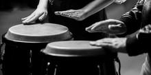 Afro Cuba, Rum, Drummer, Finge...
