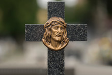 Friedhof, Statue, Engel