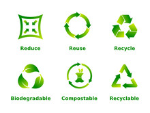 Reduce, Reuse, Recycle, Biodeg...
