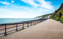 Eastbourne Promenade And The S...
