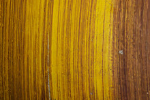 A Faux Or Fake Wood Grain Texture On Cement Bench