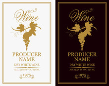Vector Set Of Two Labels For W...