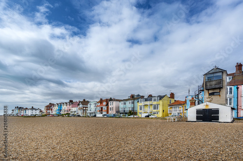 Fotografia Aldeburgh on the Suffolk coast of East Anglia