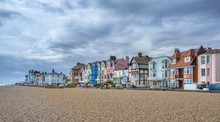 Aldeburgh Pebble Beach In Suff...