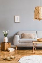 Minimalistic Design Home Inter...