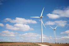 Windmills For Renewable Electr...