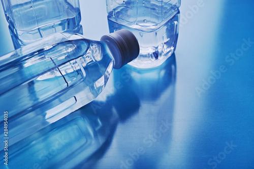 Fotografie, Obraz  ペットボトルに入った水