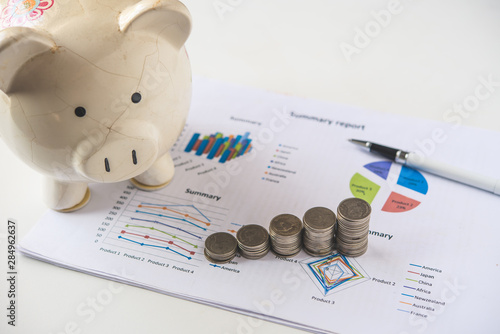 Fotomural Business Financial Planning Financial Analysis for Corporate Growth