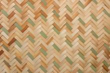 Rattan Texture, Detail Handcra...