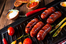 Chili Chorizo sausage Wi...