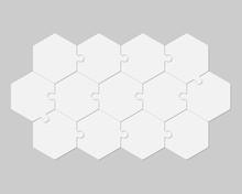 Thirteen Pieces Puzzle Jigsaw ...