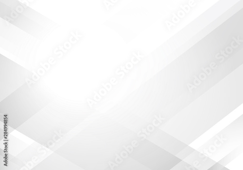 Fototapeta Abstract grey and white, texture modern background template for style design. obraz