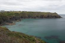 Lizard Point In Cornwall