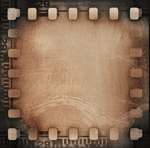 Grunge Brown Scratched Dirty F...