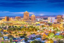 Albuquerque, New Mexico, USA C...
