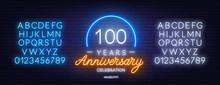 100th Anniversary Celebration ...