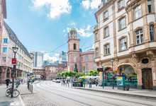 Frankfurt, Germany - June 12, ...