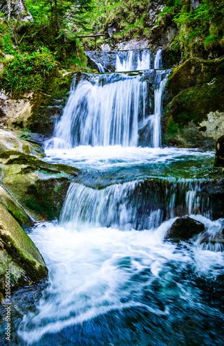 waterfall - rottach-egern - bavaria - 285060061