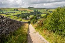 Hikking Between Langcliffe And...